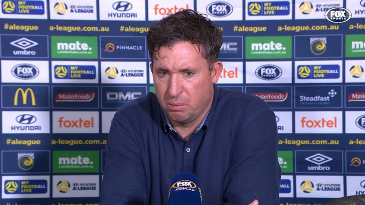 Fowler: The humidity didn't help | Press Conference | Hyundai A-League