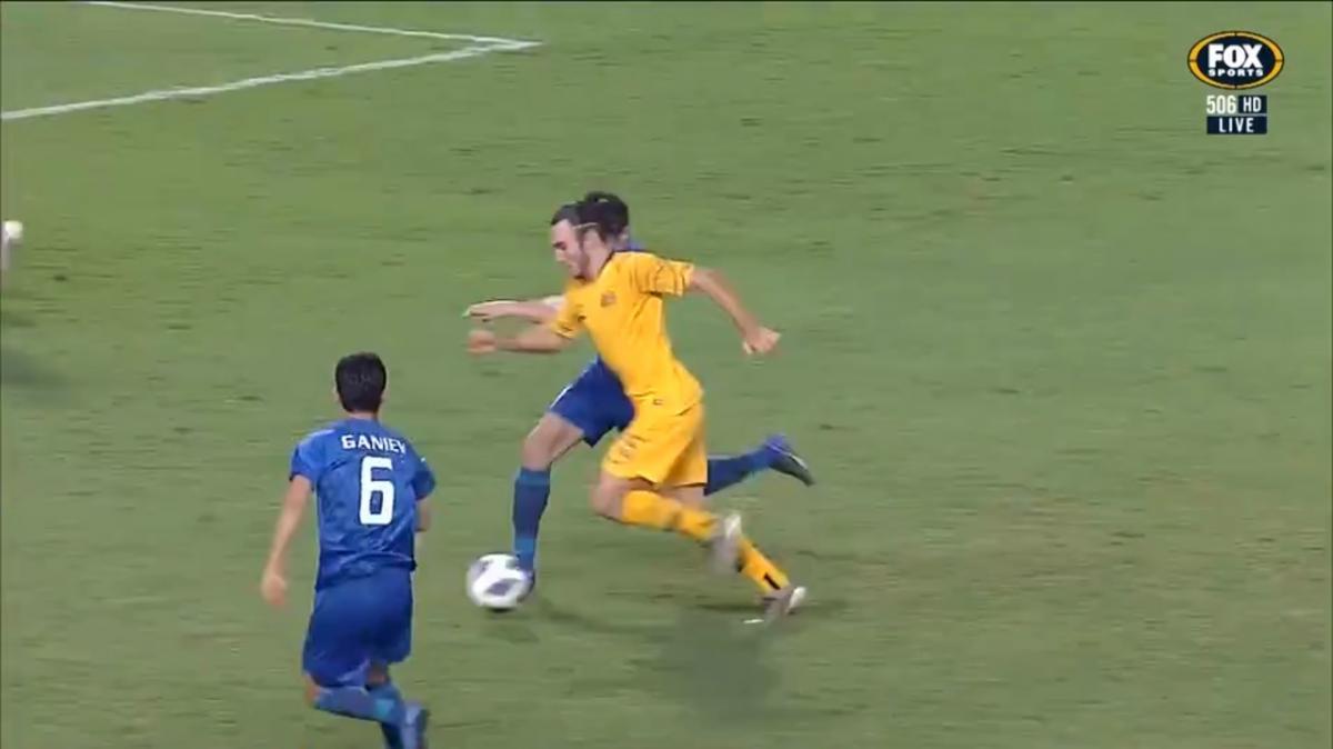 Match Highlights | Australia U-23 v Uzbekistan U-23 | AFC U-23 Championship