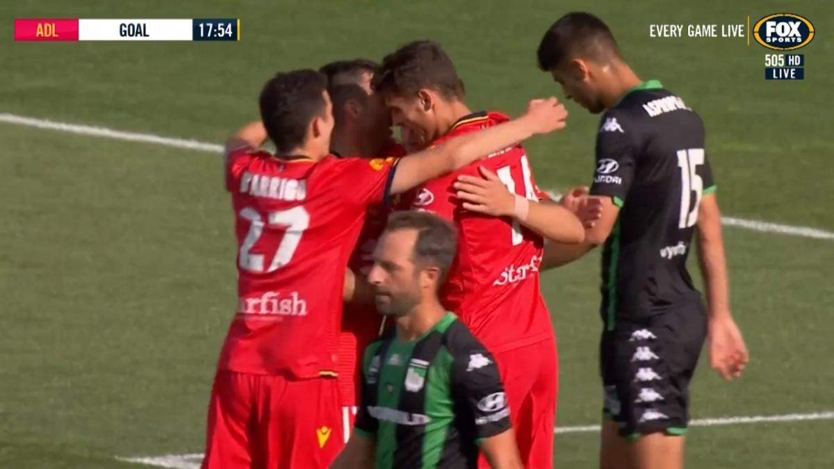Match Highlights | Western United v Adelaide United | Hyundai A-League