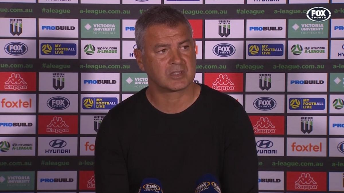 Rudan: It was an incredible game | Press Conference | Hyundai A-League