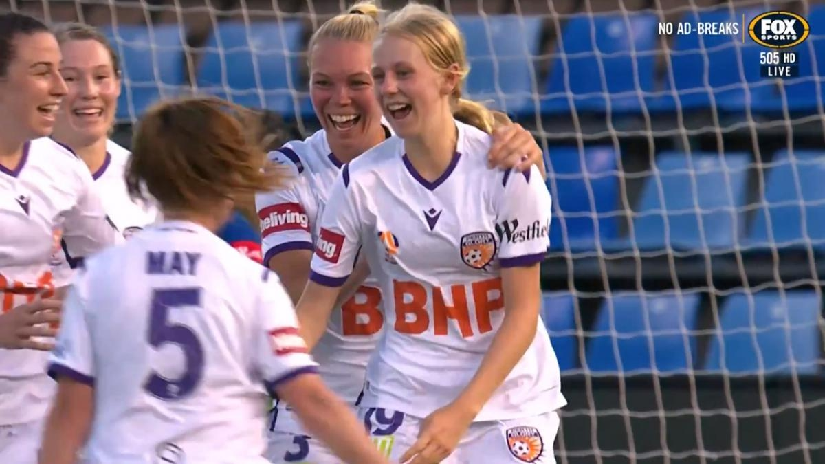 All The Goals | Round 11 | Westfield W-League