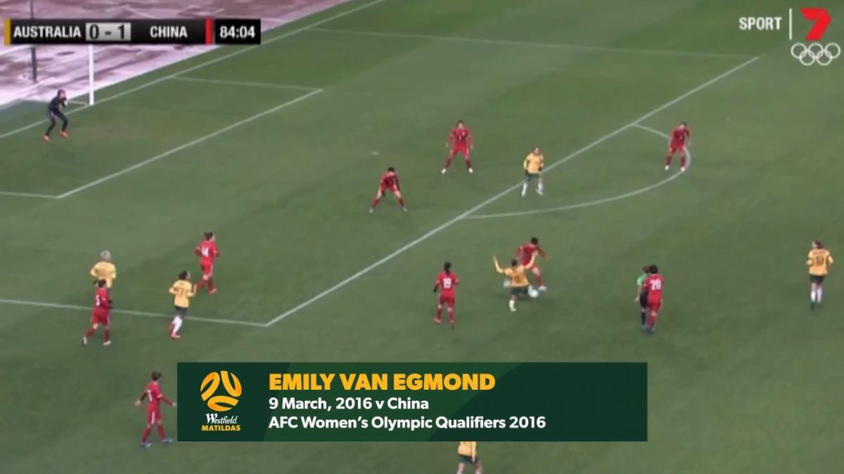 Westfield Matildas: Best goals of the decade