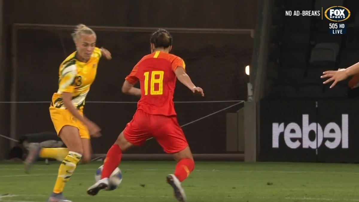 Match Highlights | Australia v China | Olympic Qualifiers