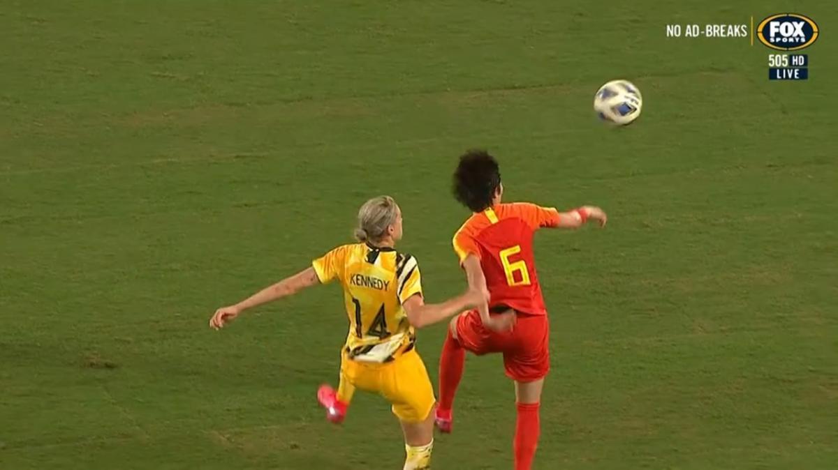Mini Match | Australia v China | Olympic Qualifier