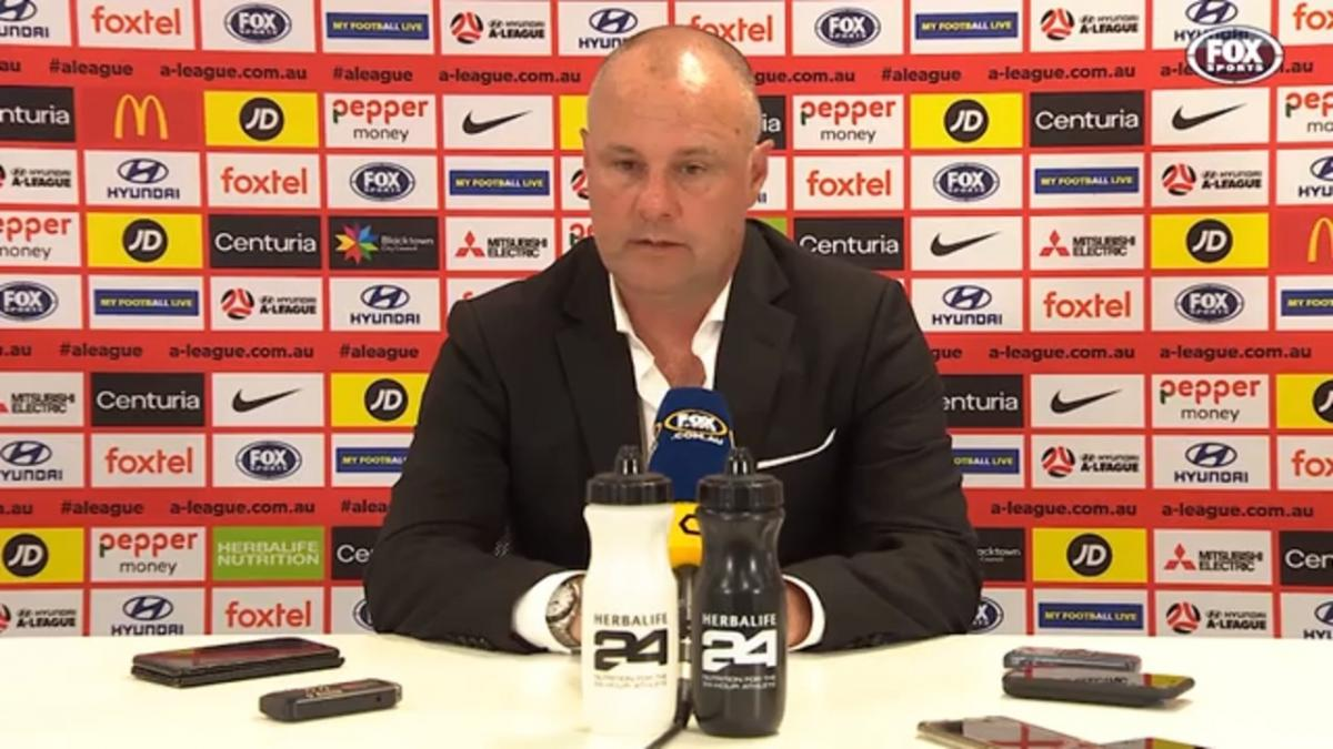 de Marigny: It's about mindset, not fitness | Press Conference | Hyundai A-League