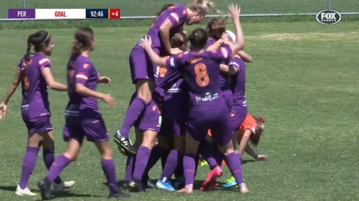 GOAL: Norrie - The Glory seal the deal