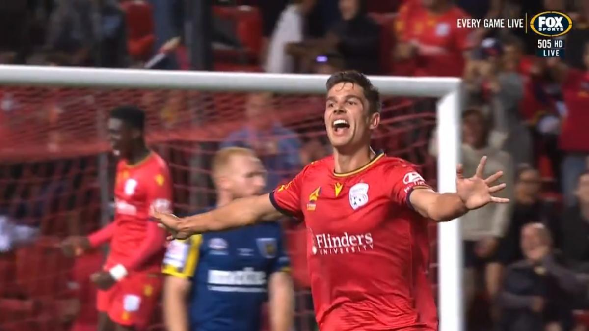 GOAL OF ROUND 19 | Nominees | Hyundai A-League