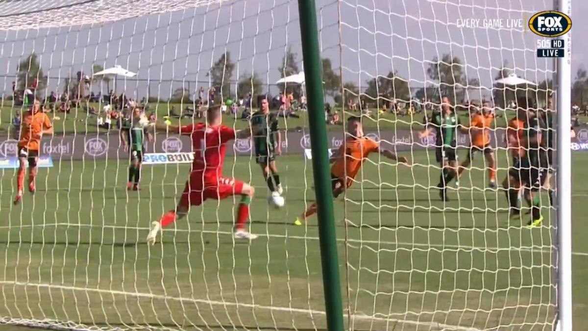 SAVE OF ROUND 19 | Nominees | Hyundai A-League