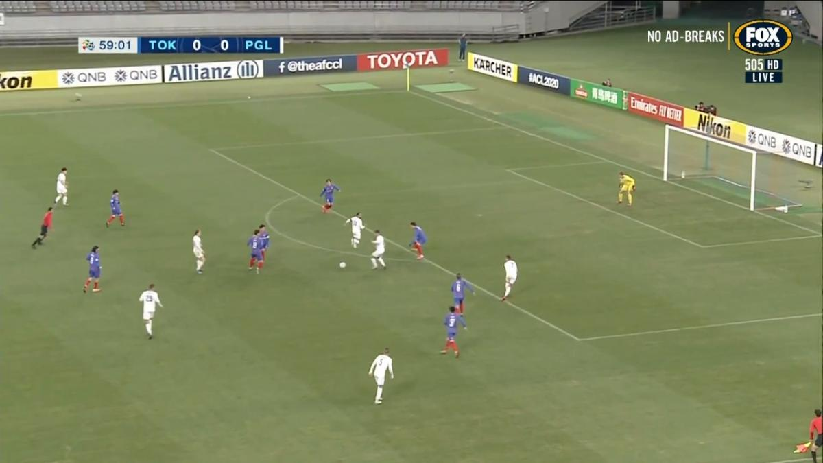 Match Highlights | FC Tokyo v Perth Glory | AFC Champions League