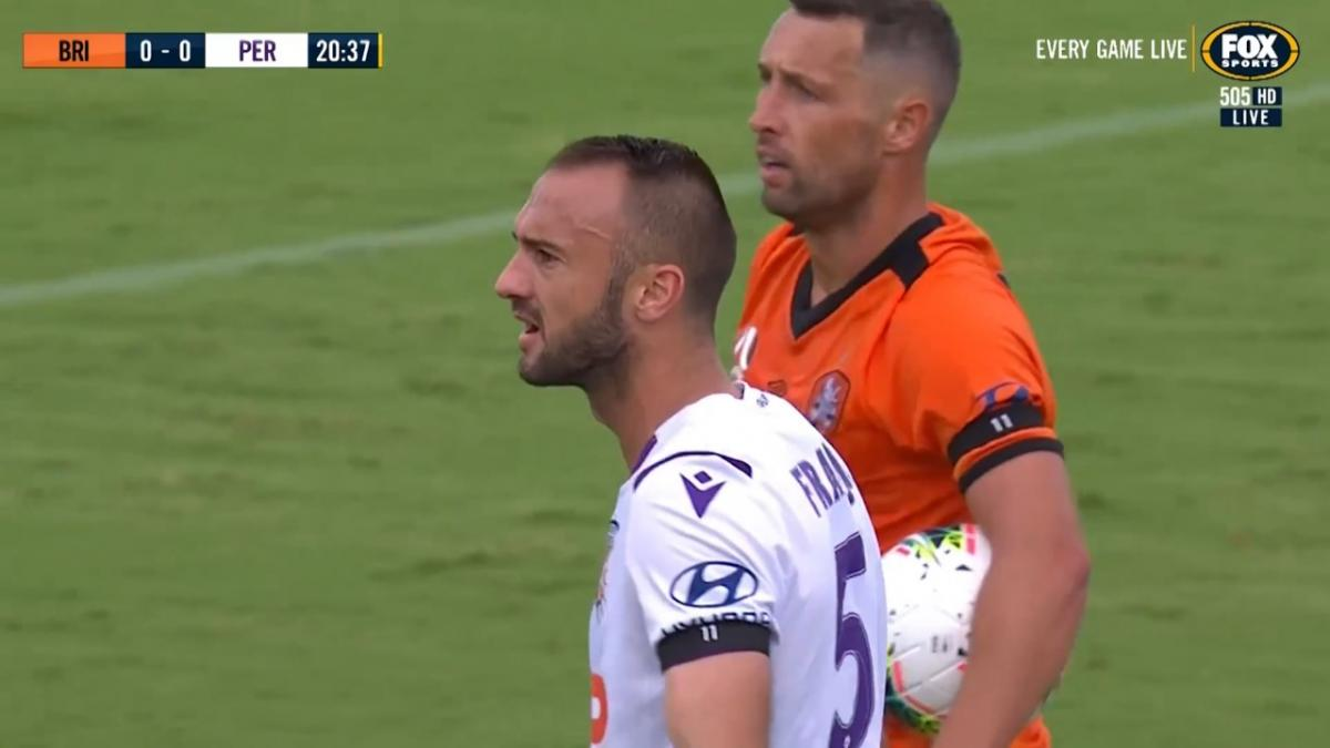 Match Highlights | Brisbane Roar v Perth Glory | Hyundai A-League