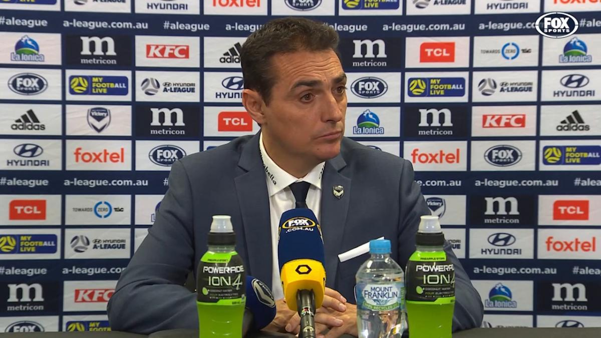 Salvachúa: Next two games are key for us | Press Conference | Hyundai A-League