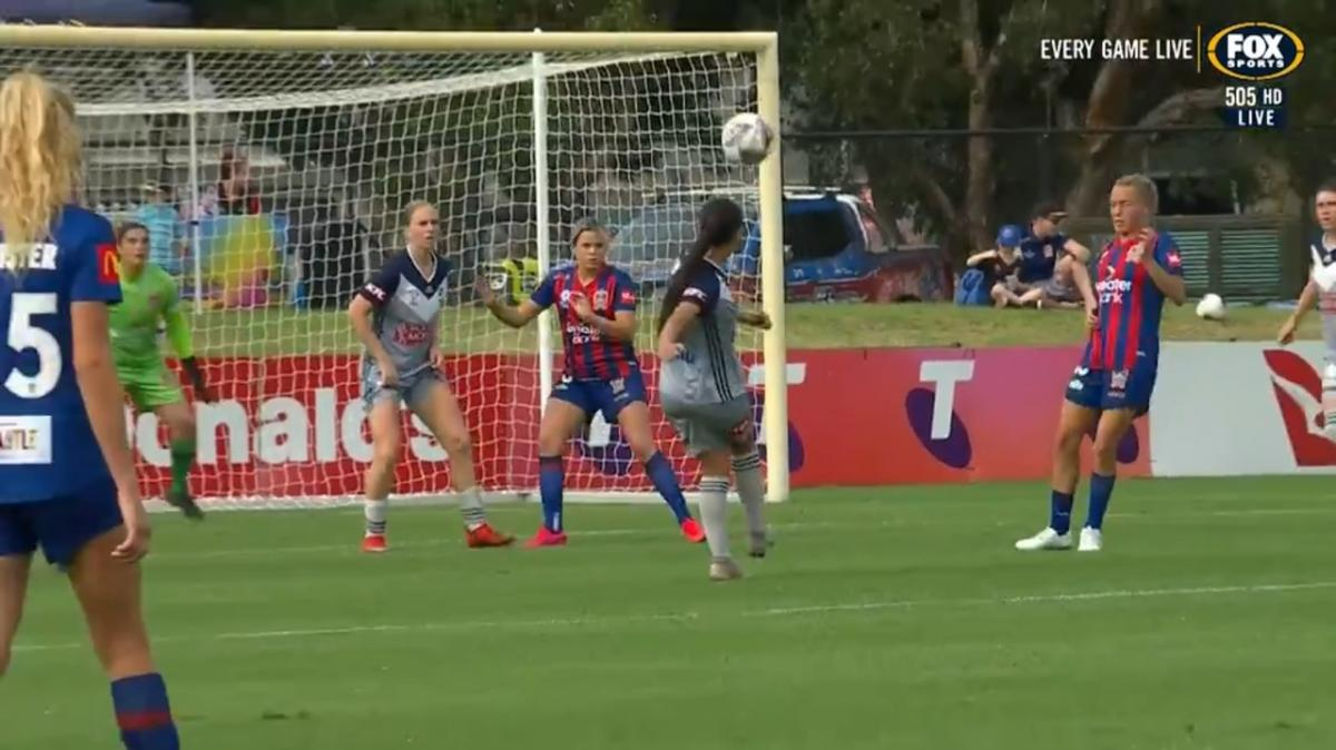 Newcastle Jets v Melbourne Victory | Highlights | Westfield W-League
