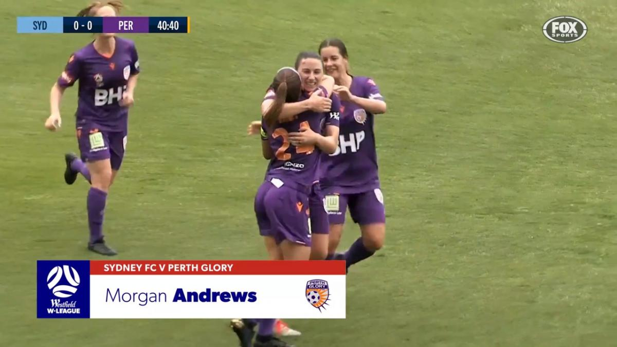 Goal of Round 13 | Winner | Morgan Andrews