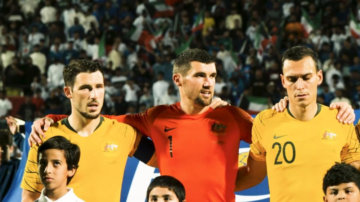 Socceroos' Journey to 2022 so far