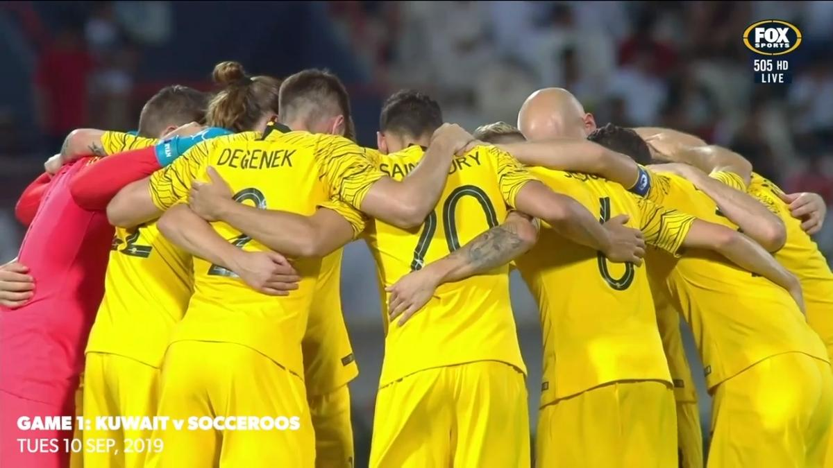 All the highlights from the Socceroos' first four matches on the Journey to 2022