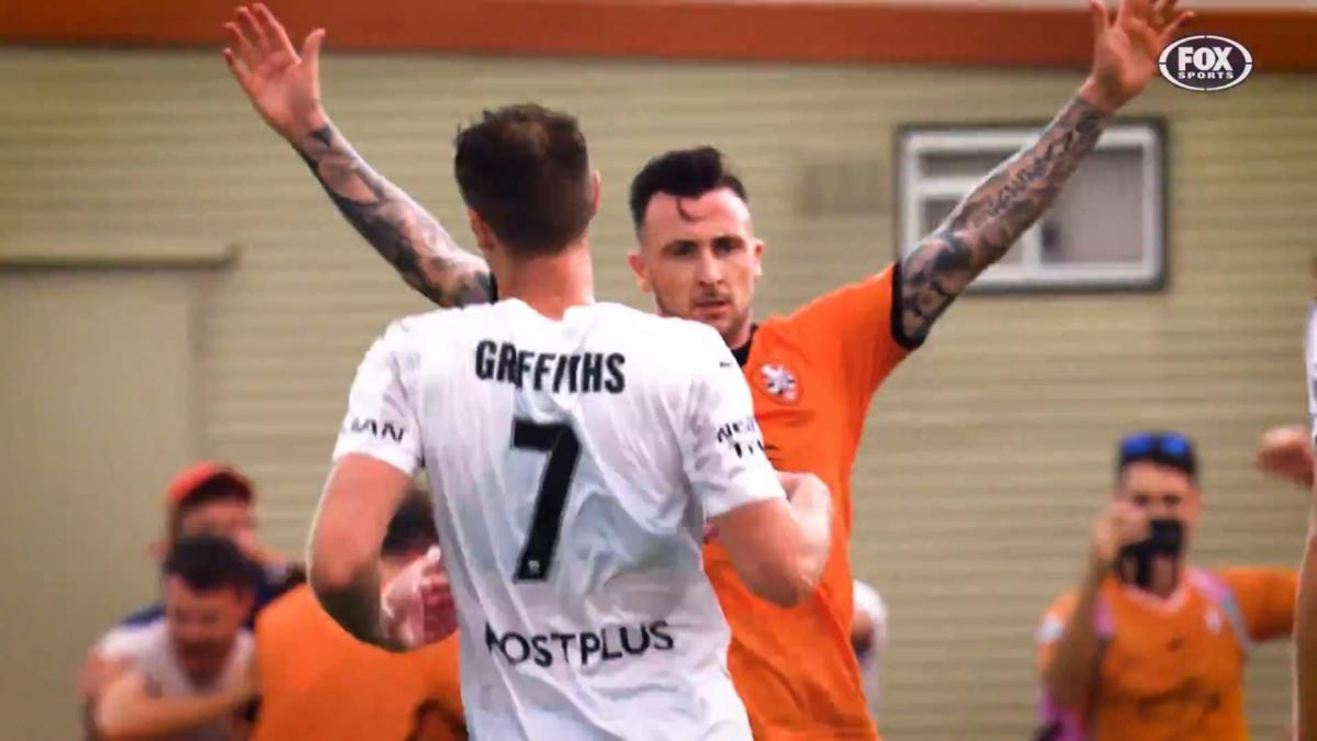 City v Roar: All the goals