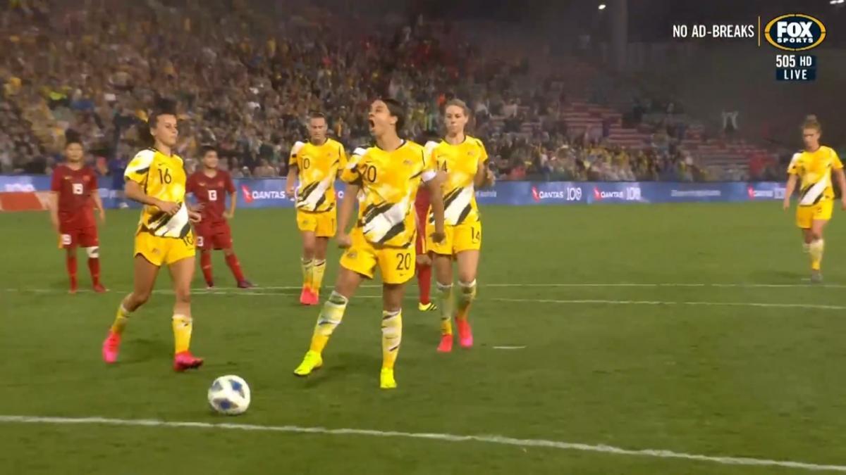 GOAL: Kerr - Sammie gets a brace from the penalty spot