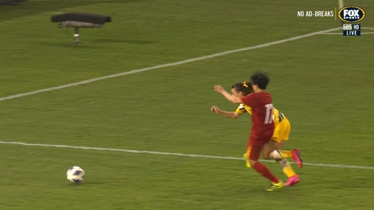 Match Highlights | Matildas v Vietnam | Tokyo 2020 Qualifiers