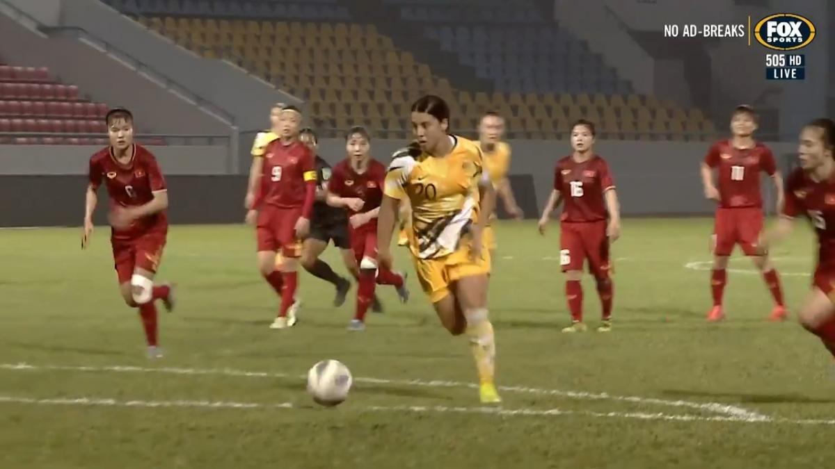 Match Highlights | Vietnam v Australia | Tokyo 2020 Qualifiers
