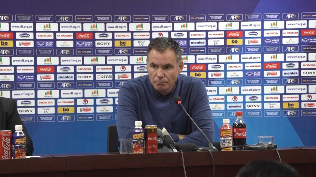 Milicic: the girls deserved to go to the Olympics | Press Conference | Tokyo 2020 Qualifiers