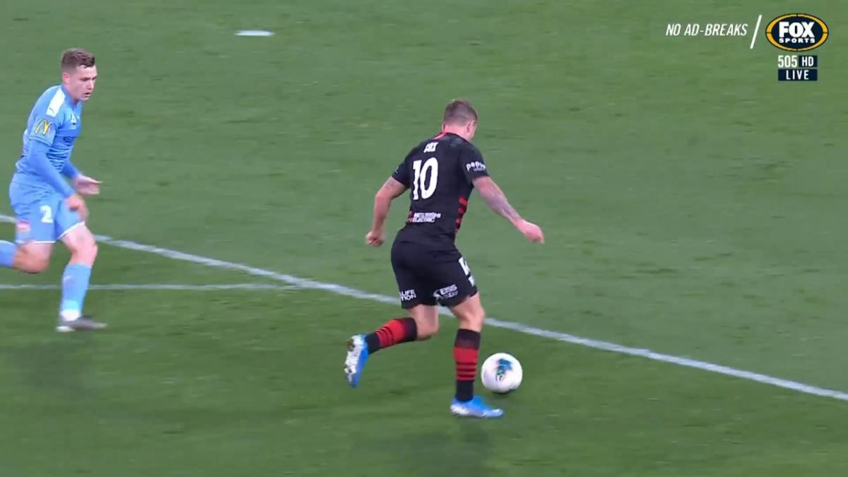 CHANCE: Cox - Wanderers giving one last push