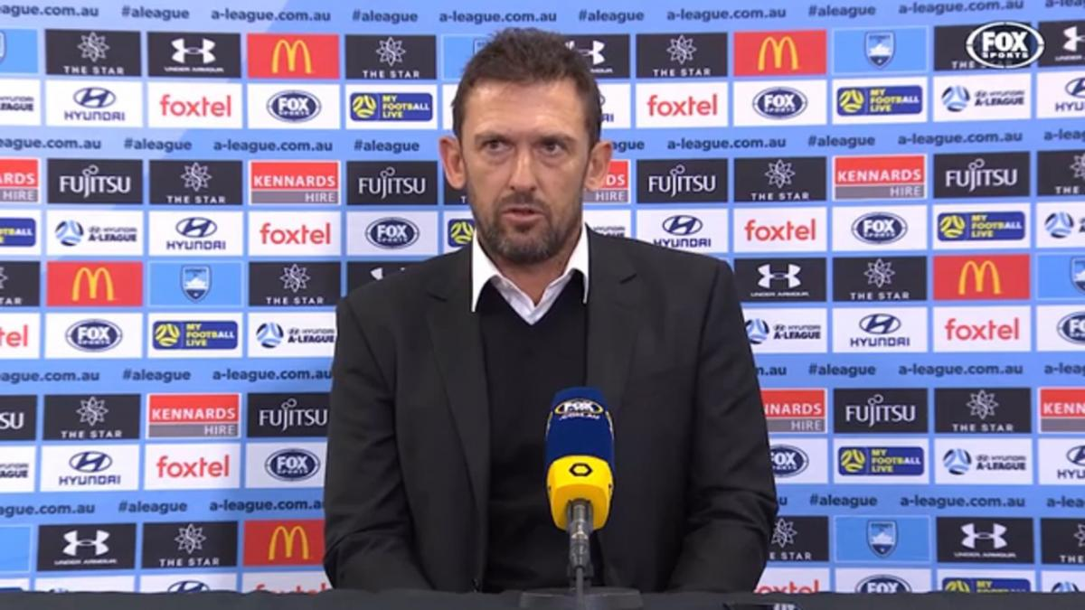 Popovic: We are aware of what is faced | Press Conference | Hyundai A-League