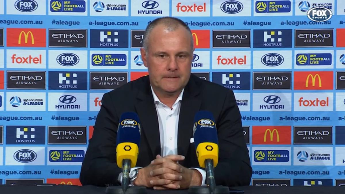de Marigny: We reacted great from last week | Press Conference | Hyundai A-League