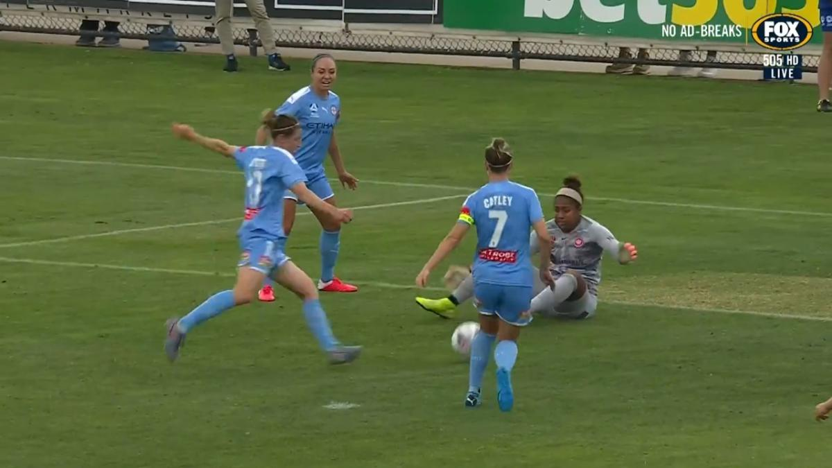 Melbourne City v Western Sydney Wanderers | Highlights | Westfield W-League