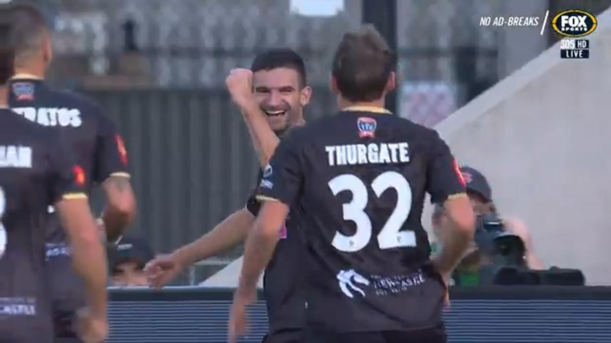 Match Highlights | Adelaide United v Newcastle Jets | Hyundai A-League