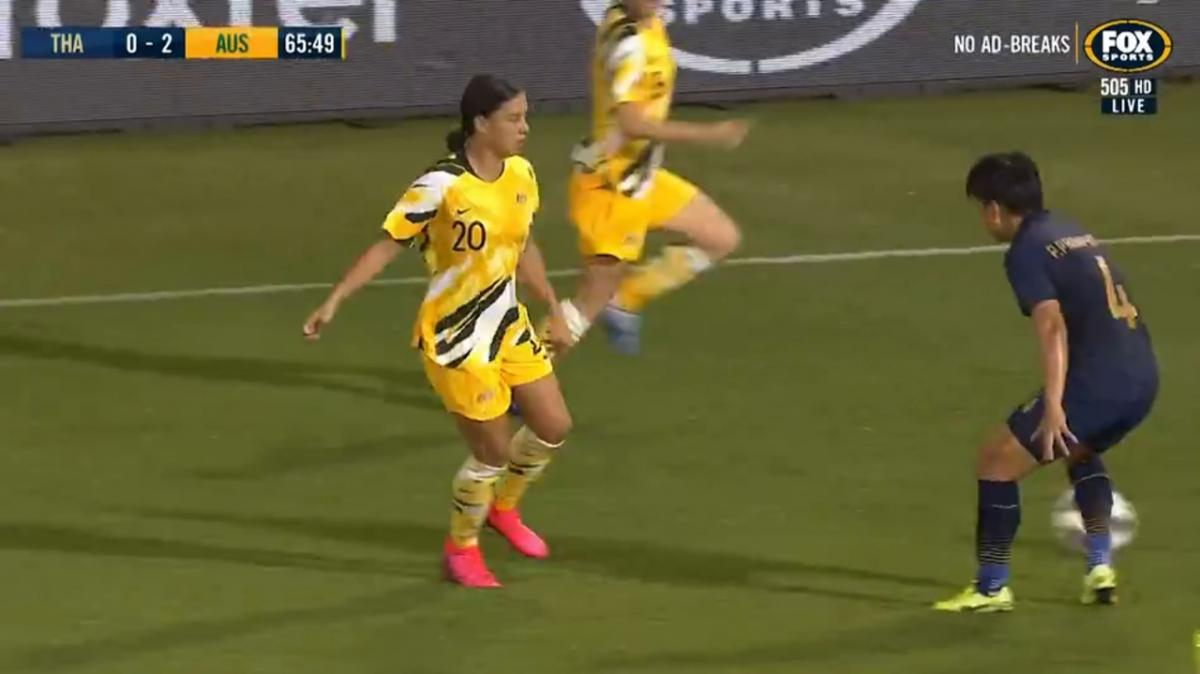 Every Westfield Matildas goal on the Road to Tokyo 2020