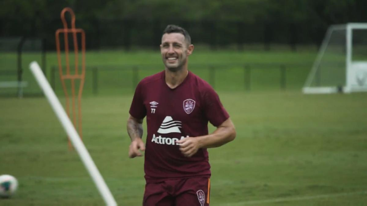 You never stop learning | Scott McDonald | Hyundai A-League