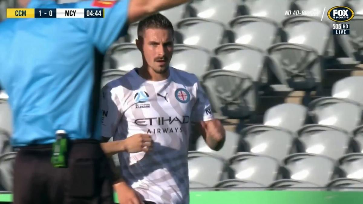 GOAL: Maclaren - City answer right back
