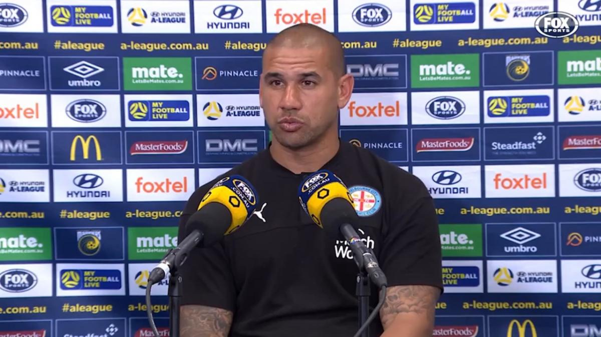 Kisnorbo: I'm happy for Macca's hat-trick | Press Conference | Hyundai A-League