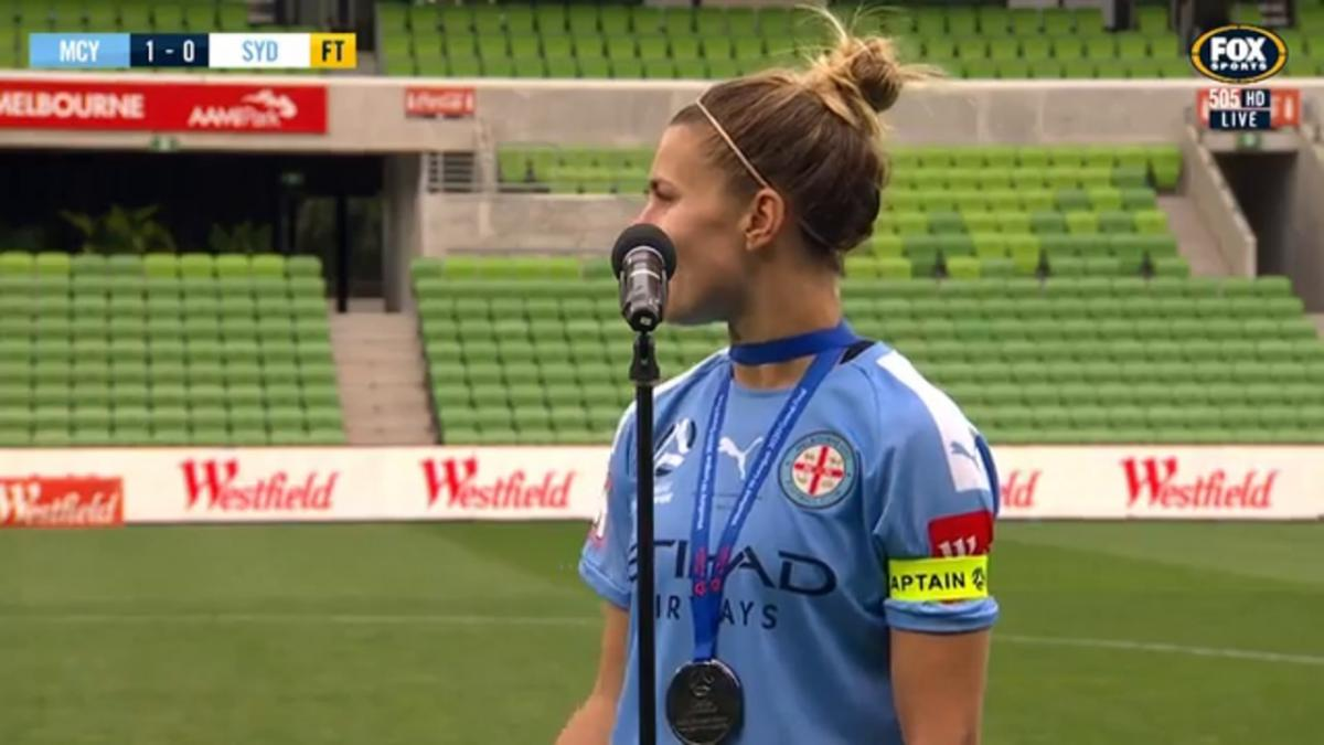 Catley: Our girls were incredible | Westfield W-League