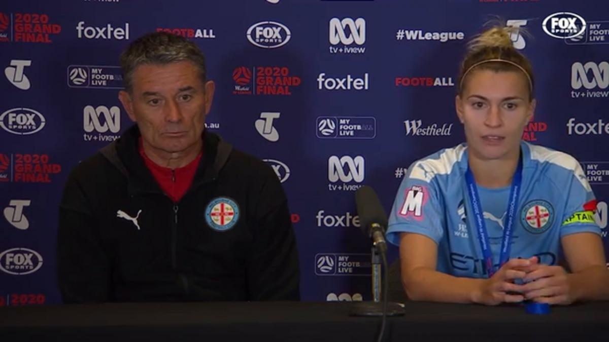Vidosic: This was our reward for the last six months | Press Conference | Westfield W-League