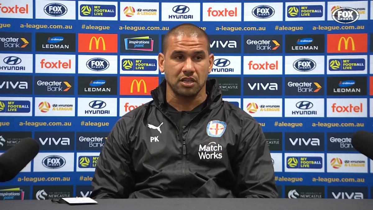 Kisnorbo: All we can do is try and be safe | Press Conference | Hyundai A-League