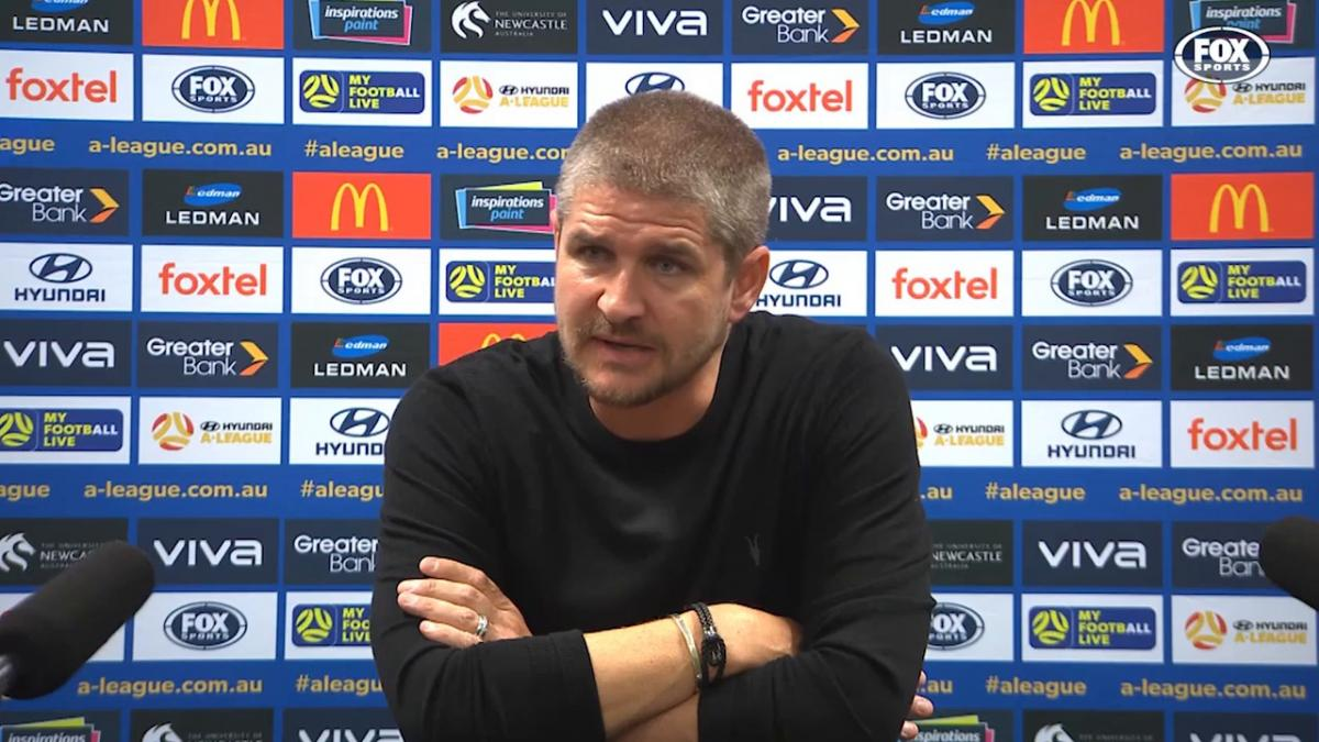Robinson: We have to beat that mental barrier | Press Conference | Hyundai A-League