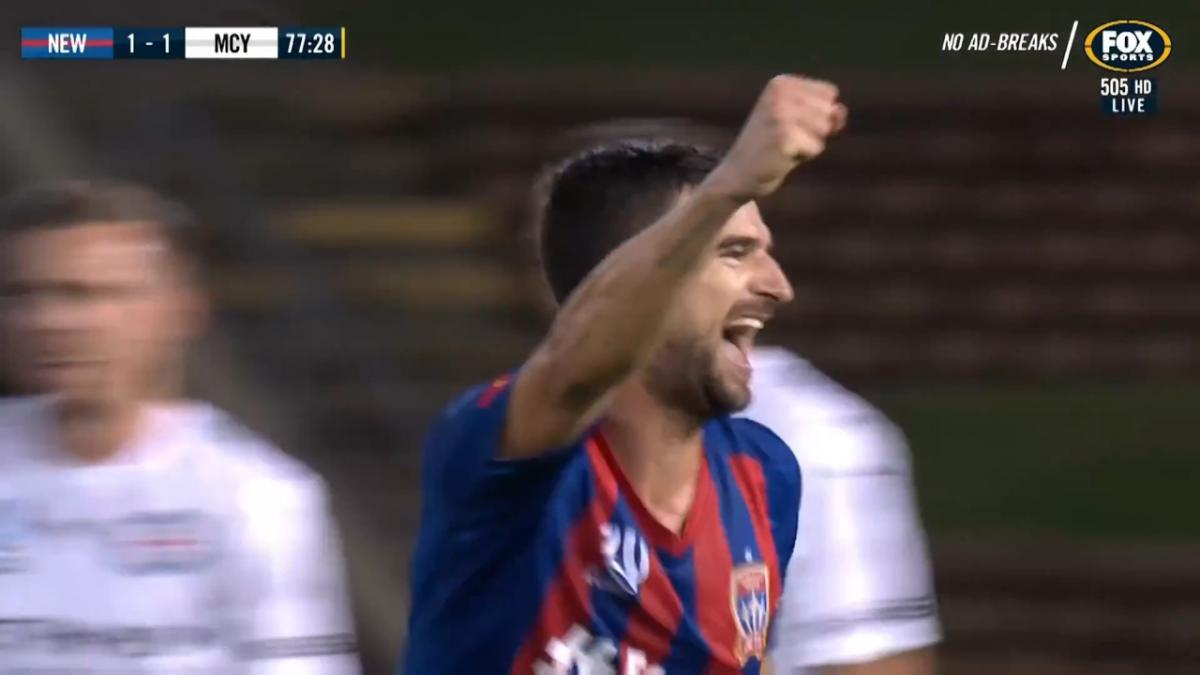 GOAL OF THE WEEKEND | Nominees | Hyundai A-League