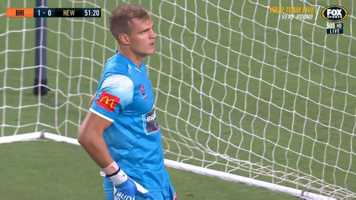 SAVE OF THE WEEKEND | Nominees | Hyundai A-League
