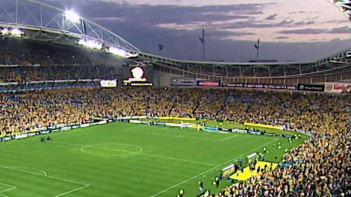 Teaser: Socceroos v Uruguay in FIFA World Cup 2006 Play-Off