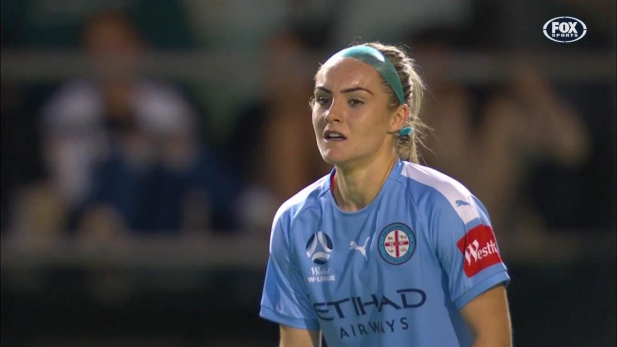 How Ellie Carpenter stepped up her game in 2019-20   Westfield W-League
