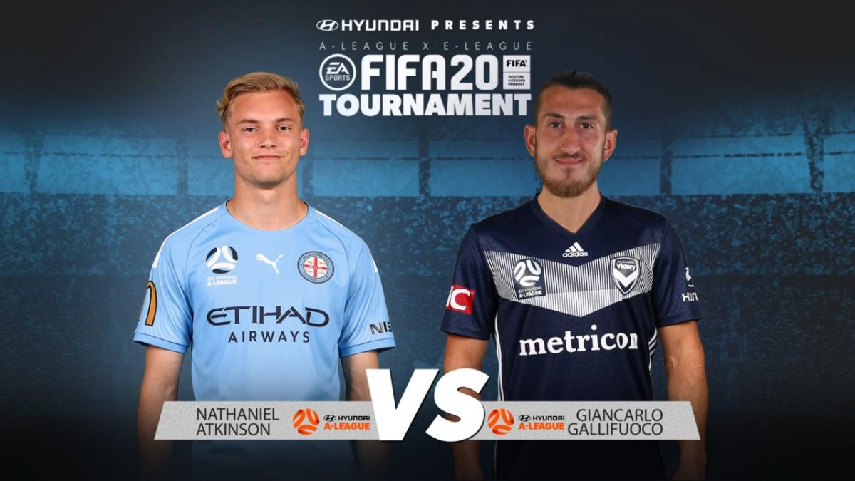 Nathaniel Atkinson v Giancarlo Gallifuoco | FIFA 20 Tournament | Match 1
