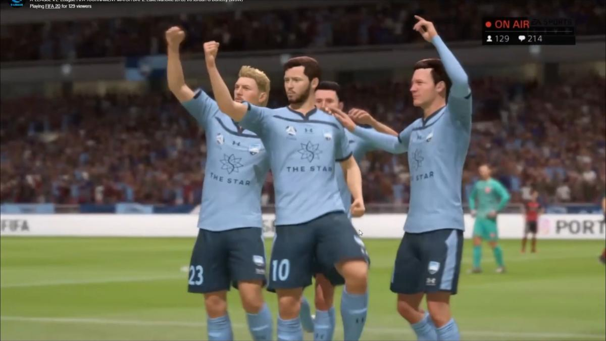 Highlights: Luke Ivanovic v Jordan O'Doherty | FIFA 20 Tournament | Match 3