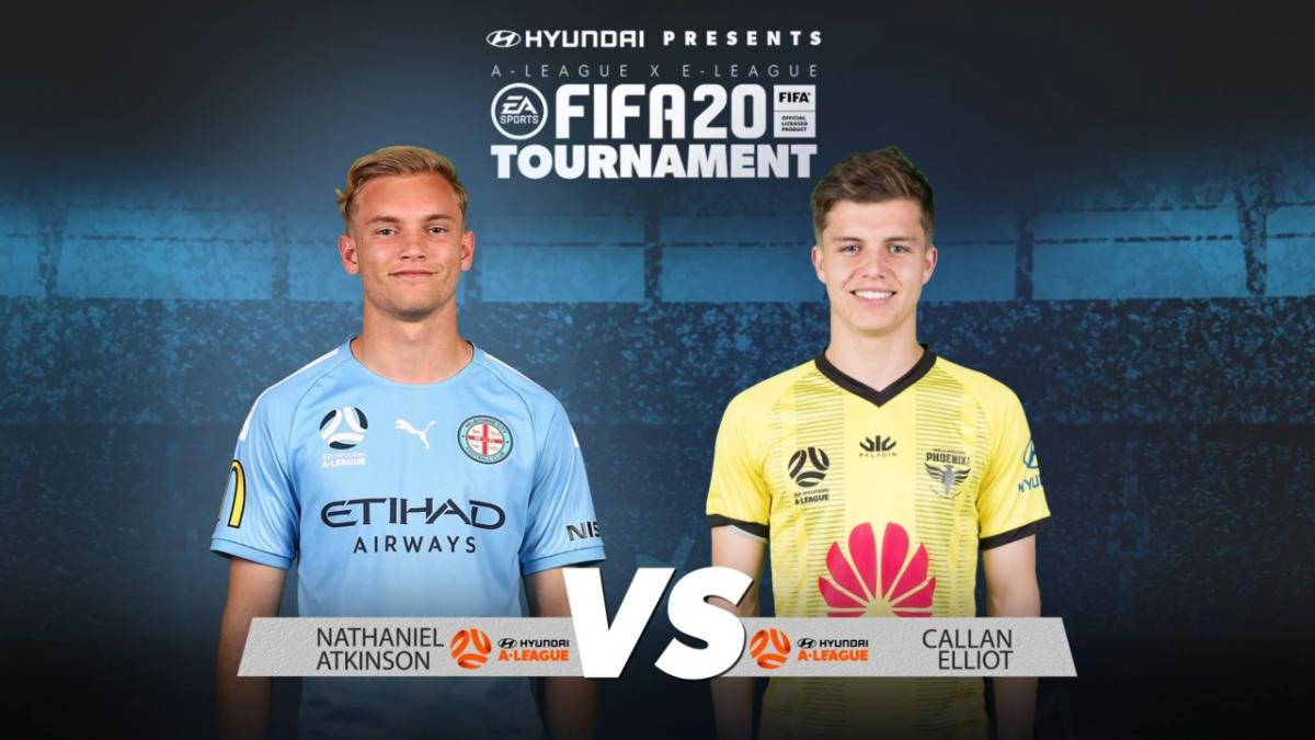 Nathaniel Atkinson v Callan Elliot | FIFA 20 Tournament | Match 6