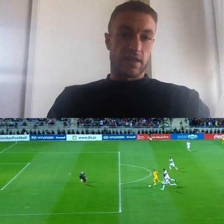 Behind The Goal: Adam Taggart explains plan behind Jordan winner