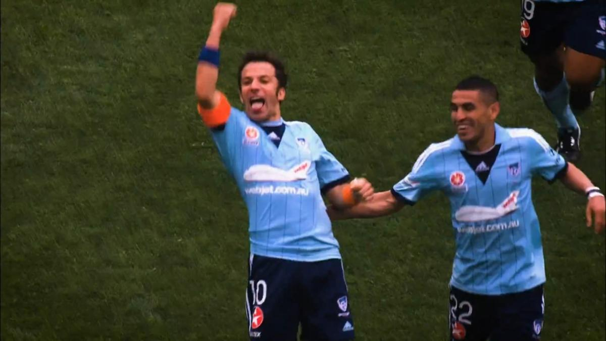 Hyundai Legends | Alessandro Del Piero