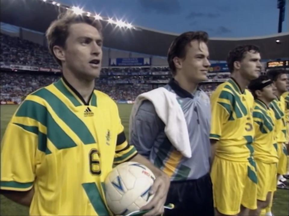 Mini Match: Socceroos v Argentina in FIFA World Cup 1994 play-off