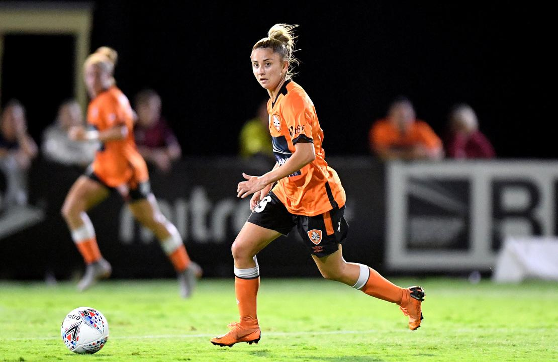 Young Footballer of the Year Nominee: Hollie Palmer | Westfield W-League