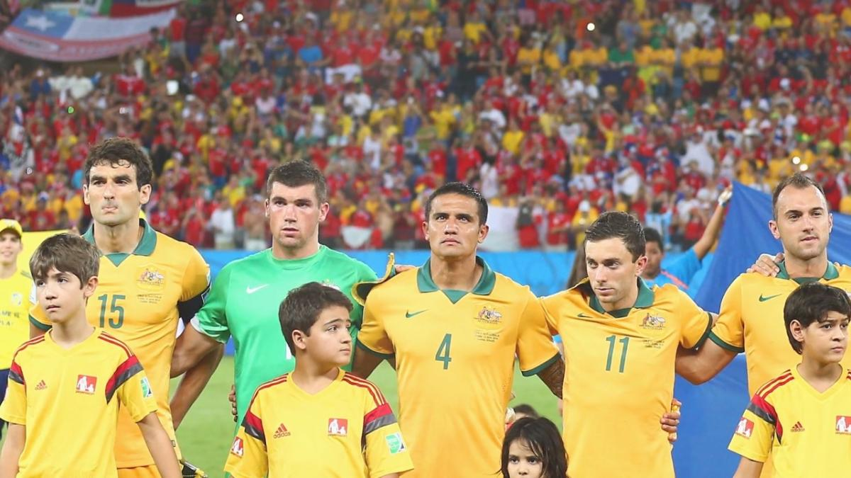 Mat Ryan reflects on FIFA World Cup debut v Chile in 2014