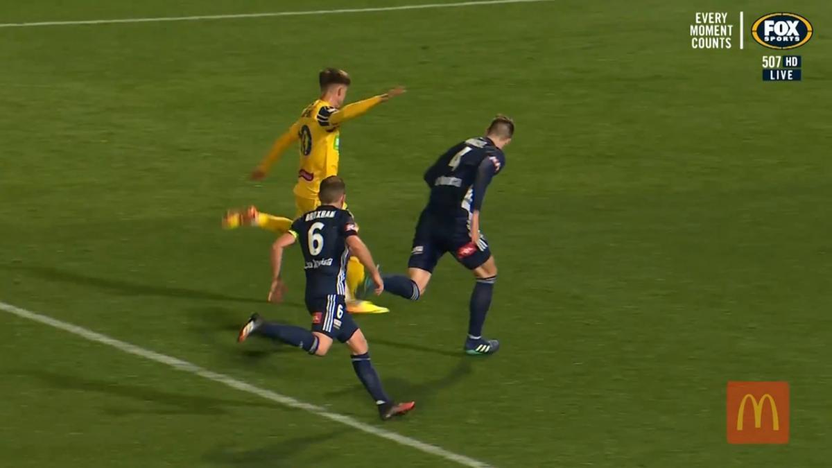 Melbourne Victory v Central Coast Mariners   Mini Match   Hyundai A-League